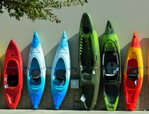 43+ Kayak Storage Ideas Vertical Background