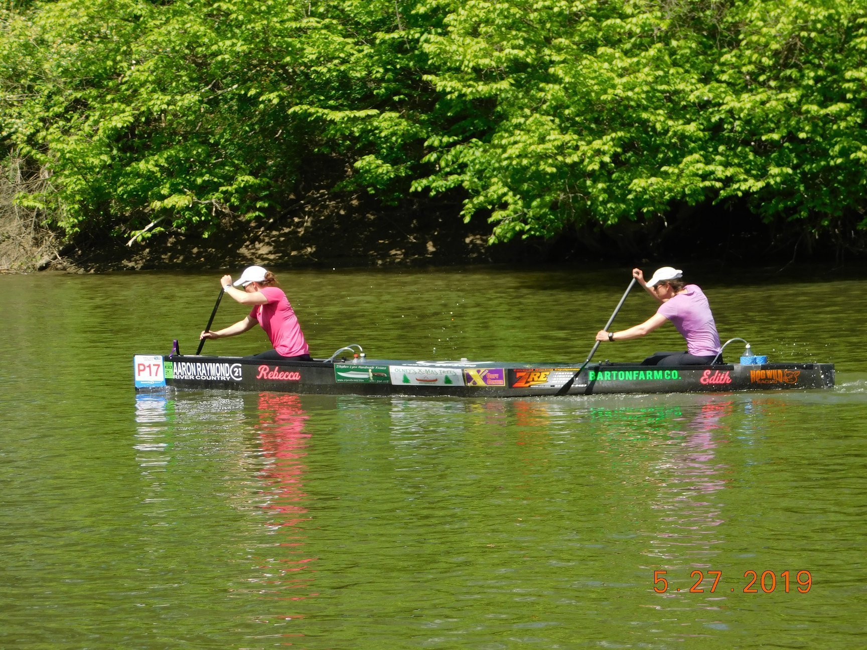 kayaking destination