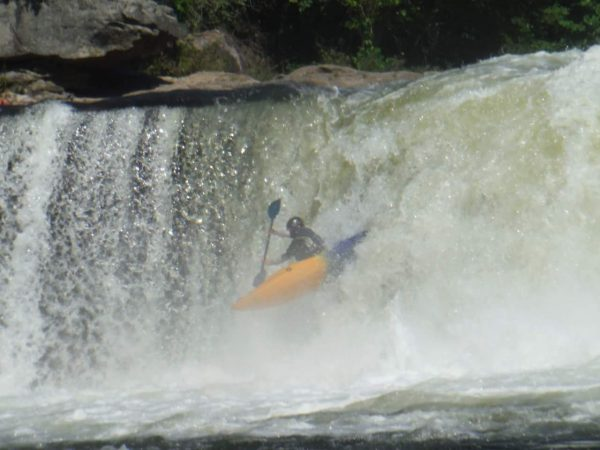 kayaking destinations